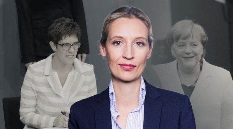 Bleierne Zeit? Kramp-Karrenbauers Versuch, sich von Merkel zu lösen