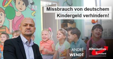 Missbrauch von deutschem Kindergeld verhindern!