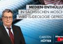 Medien-Enthüllung: in sächsischen Moscheen wird IS-Ideologie gepredigt!
