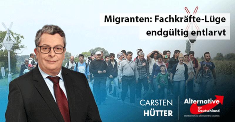 Migranten: Fachkräfte-Lüge endgültig entlarvt
