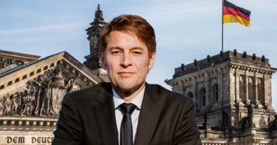 Dr. Götz Frömming MdB, Abgeordneter der AfD-Bundestagsfraktion aus Berlin, FotoAfD