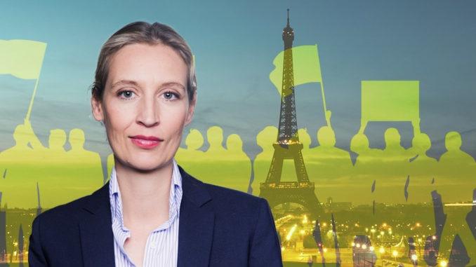 Will Macron die Armée française gegen die Gelb-Westen einsetzen?