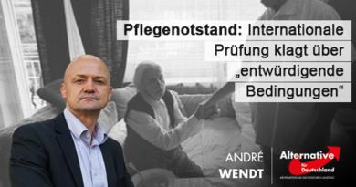 """Pflegenotstand: Internationale Prüfung klagt über """"entwürdigende Bedingungen"""""""