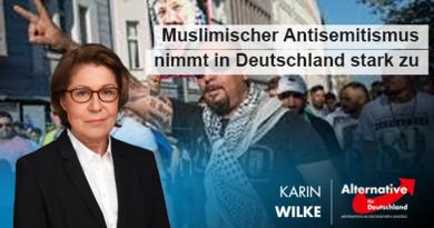 Muslimischer Antisemitismus nimmt in Deutschland stark zu