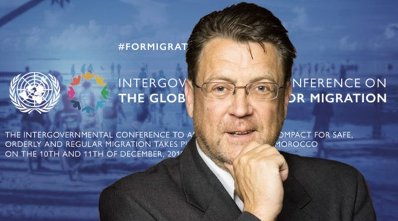 """AfD stellt Kleine Anfrage an Bundesregierung zur """"rechtlichen Unverbindlichkeit"""" des Migrationspakts"""