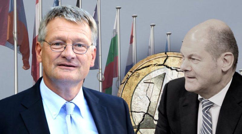 Euro-Finanzminister-Treffen: Scholz (SPD) steht für Ausverkauf der Interessen Deutschlands und seiner Steuerzahler