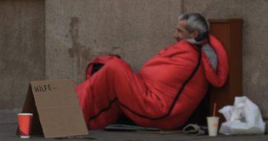 Unser Staat sollte Obdachlose nicht schlechter behandeln als Flüchtlinge