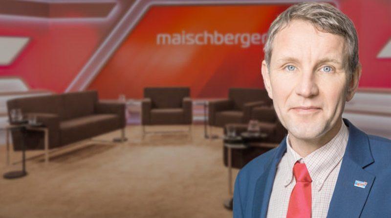 Offener Brief von Björn Höcke an Sandra Maischberger