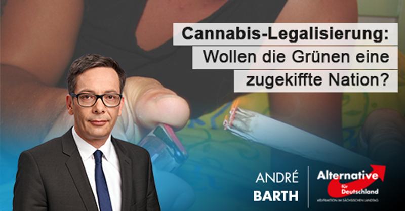 Cannabis-Legalisierung: Wollen die Grünen eine zugekiffte Nation?