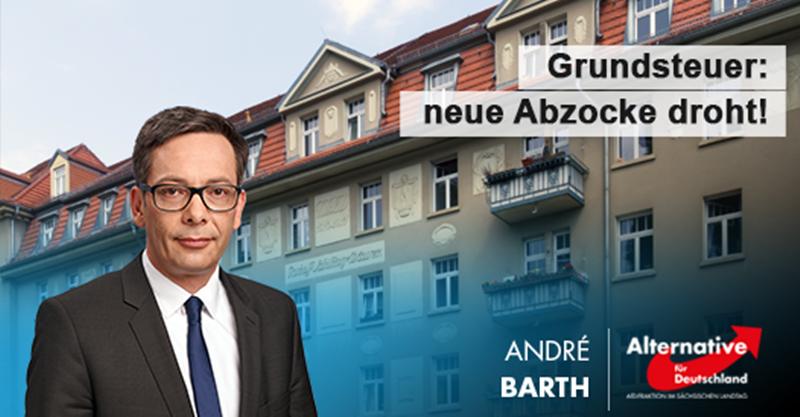 Grundsteuer: neue Abzocke droht!