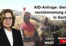 AfD-Anfrage: Genitalverstümmelung auch in Sachsen