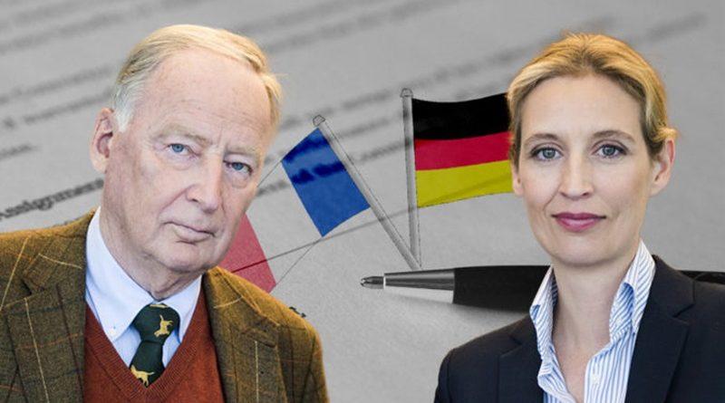 Der deutsch-französische 'Aachener Vertrag' entfremdet uns von den anderen Europäern