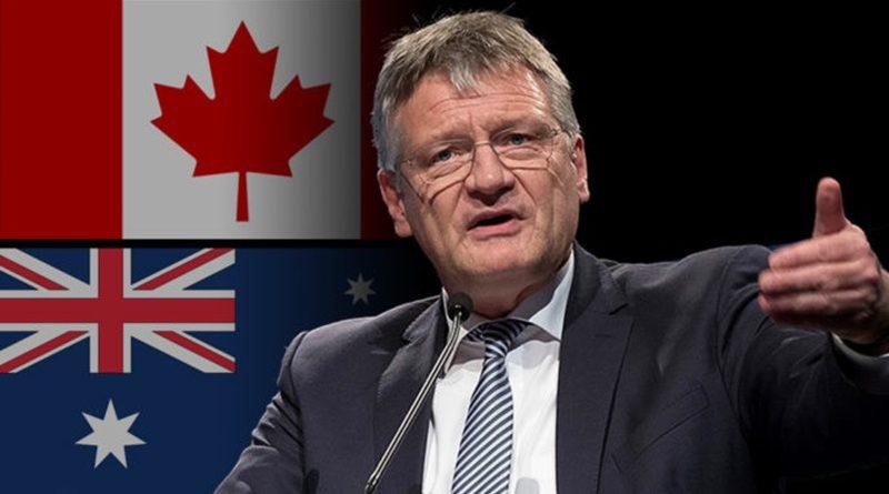 AfD für Zuwanderung nach kanadischem und australischem Vorbild