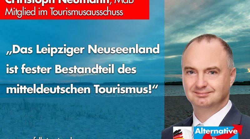 Leipziger Neuseenland – vom Energielieferant zum Tourismusmagnet