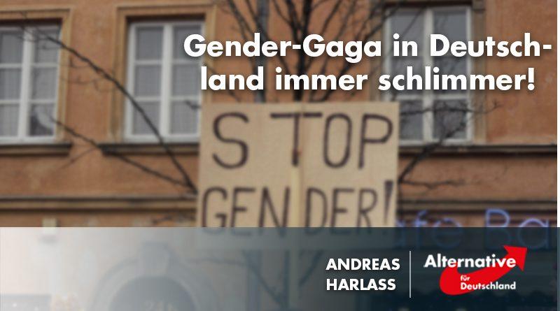 """Anrede """"Herr"""" oder """"Frau"""" soll kippen – Gender-Gaga in Deutschland immer schlimmer!"""