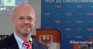 AfD-Brandenburg wählte Kandidatenliste für die Landtagswahl 2019