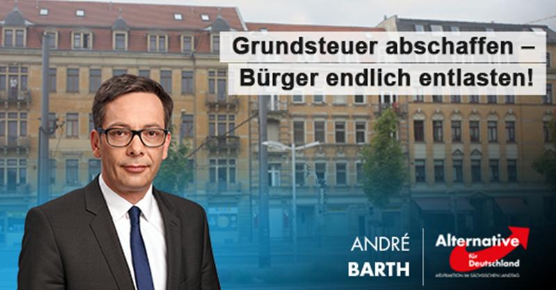 Grundsteuer abschaffen – Bürger endlich entlasten!