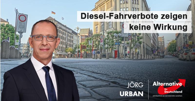 Diesel-Fahrverbote zeigen keine Wirkung