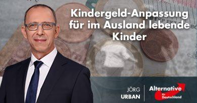 Kindergeld-Anpassung für im Ausland lebende Kinder