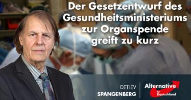 Der Gesetzentwurf des Gesundheitsministeriums zur Organspende greift zu kurz