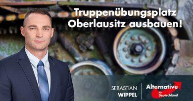 Truppenübungsplatz Oberlausitz ausbauen!
