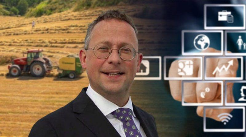 Die richtigen Weichen der Digitalisierung für Landwirtschaftsbetriebe stellen