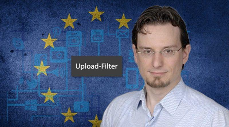Finger weg von Upload-Filtern für Internet-Inhalte!