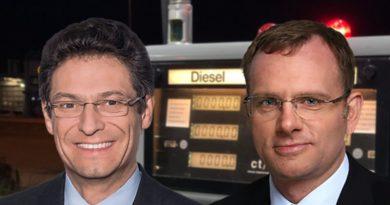 Diesel-Verteuerung und CO2-Abgabe für Kraftstoffe würgen Individualverkehr ab