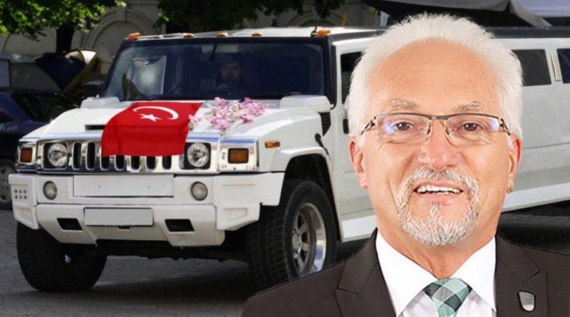 Verkehrsbehinderungen durch türkische und arabische Hochzeiten nicht dulden