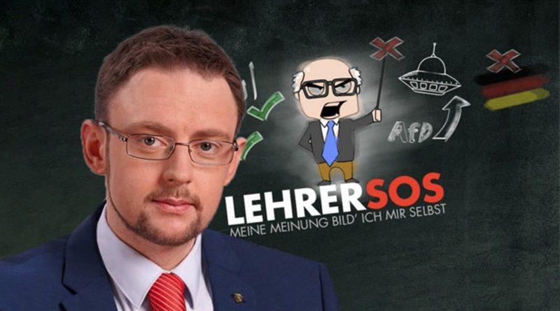 "Sächsischer Datenschutzbeauftragter: AfD-Portal ""LehrerSOS"" ist legal"
