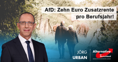 SPD-Rentenvorschlag ist eine Frechheit
