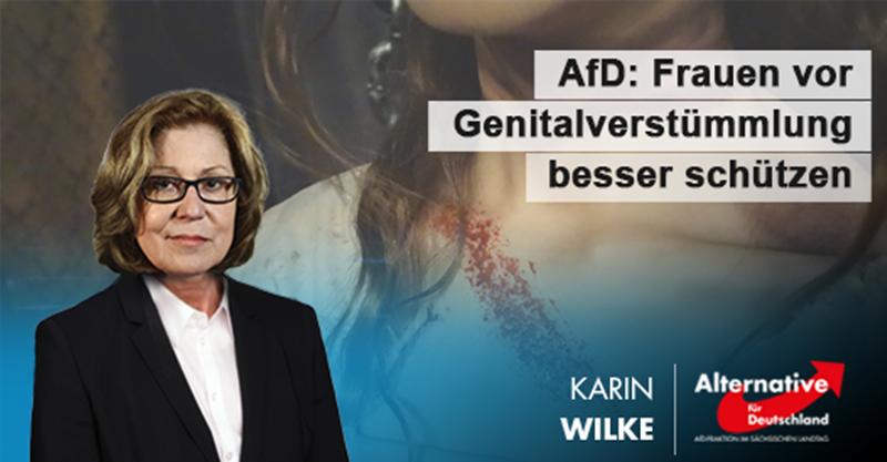 AfD: Frauen vor Genitalverstümmlung besser schützen