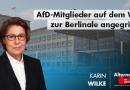 AfD-Mitglieder auf dem Weg zur Berlinale angegriffen