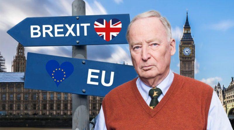 """Donald Tusks """"Brexit-Förderer in der Hölle"""" ist ein Affront gegen Theresa May und die Briten"""