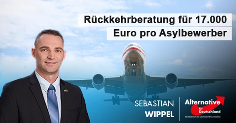 Rückkehrberatung für 17.000 Euro pro Asylbewerber