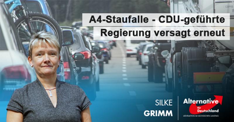 """CDU-geführte Regierung hat erneut versagt: BILD rechnet mit Autobahn-""""Schläfern"""" der A4 ab!"""