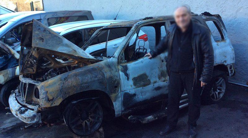 Droese: Brandanschlag auf Fahrzeug unseres AfD-Kandidaten