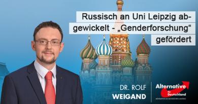 """Russisch an Uni abgewickelt - """"Genderforschung"""" gefördert"""