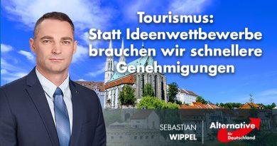 Tourismus: Statt Ideenwettbewerbe brauchen wir schnellere Genehmi-gungen