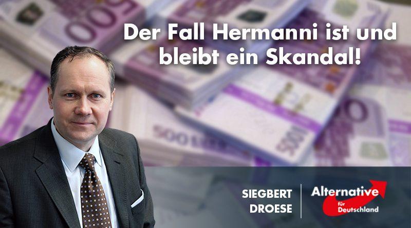 Der Fall Hermanni ist und bleibt ein Skandal!