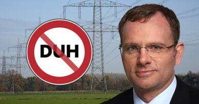 Skandalös: Bund finanziert auch 2019 die Deutsche Umwelthilfe mit Millionen Euro