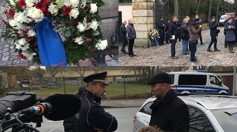 Rot-rote Stadtverwaltung verweigert AfD Ehrung der Bombenopfer von Chemnitz