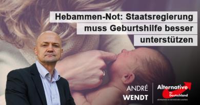 Hebammen-Not: Staatsregierung muss Geburtshilfe besser unterstützen