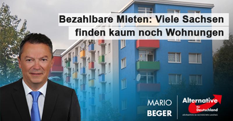 Bezahlbare Mieten: Viele Sachsen finden kaum noch Wohnungen
