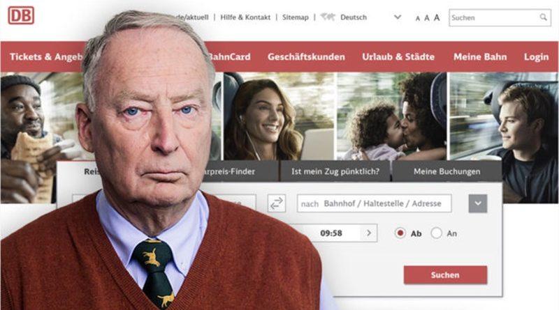 Boris Palmers Kritik an der Deutschen Bahn hat wichtige Debatte angestoßen