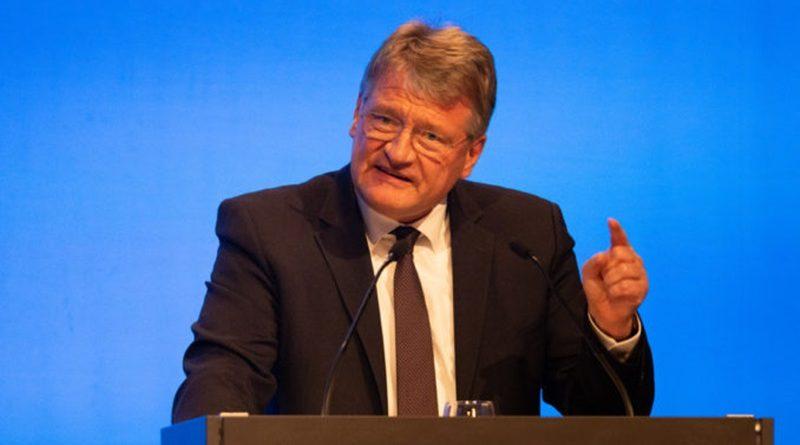 Prof. Dr. Jörg Meuthen, AfD-Bundessprecher und Spitzenkandidat der AfD für die Europawahl 2019, FotoAfD