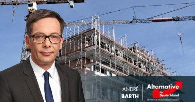 """Mietpreis-Explosion: Schuld sind Bauverordnungen zur """"Klima-Rettung"""""""