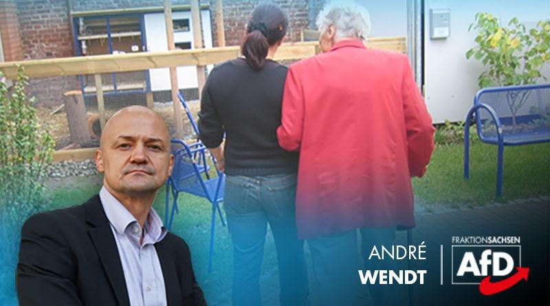 AfD-Antrag: Eigenanteile für Pflege senken