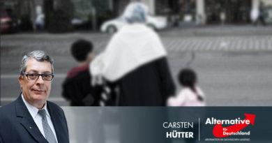 CDU-Staatsregierung will offenbar Einwanderungszahlen verheimlichen!
