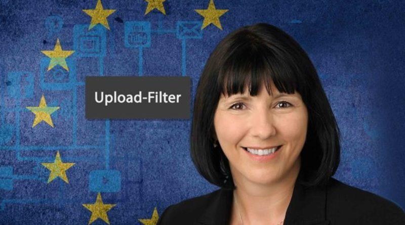 AfD-Kritik an Ministerrat-Beschluss für Upload-Filter, SPD und CDU waren dafür